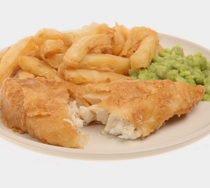 Go for an Englishclassic mealsthe fish and chips supper